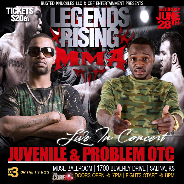 Juvnile & Problem OTC in Concert