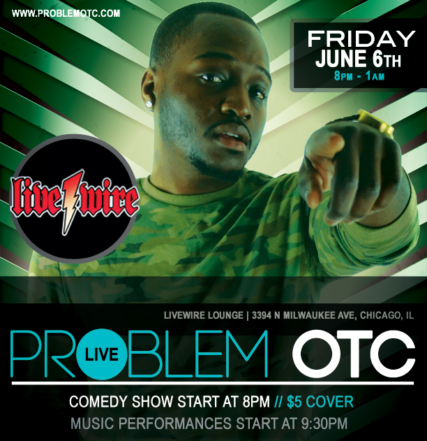 Problem OTC LiveWire Lounge