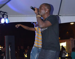 Problem OTC Performing on Stage